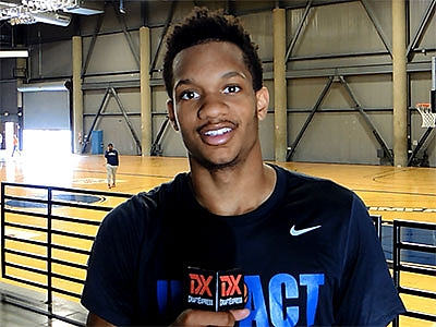 Rashad Vaughn Workout Video and Interview