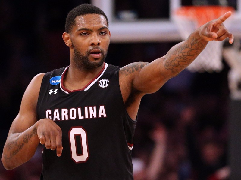 Sindarius Thornwell NBA Draft Scouting Report and Video Analysis