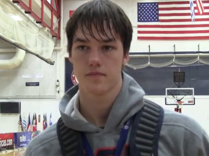 2014 FIBA U18 Americas Interview: Stephen Zimmerman