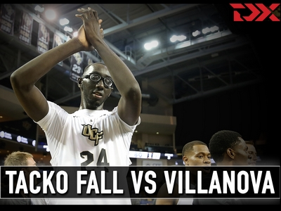 Matchup Video: Tacko Fall vs Villanova
