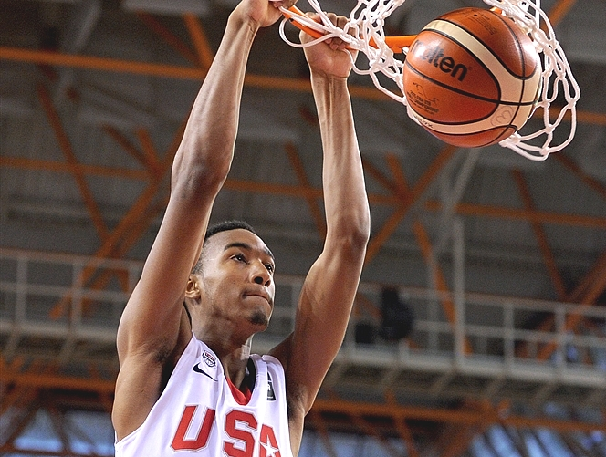 Terrance Ferguson 2015 FIBA U19 World Championship Interview