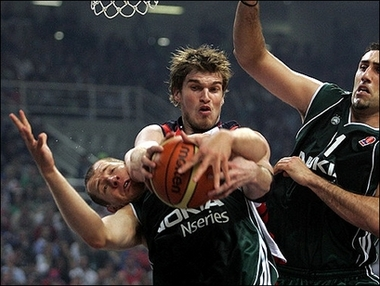 "Tiago Splitter: ""My team knows that I want to go to the NBA """
