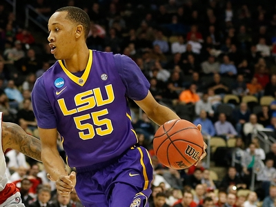 Tim Quarterman 2015 adidas Nations Interview