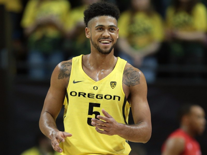 Tyler Dorsey NBA Draft Scouting Report and Video Analysis