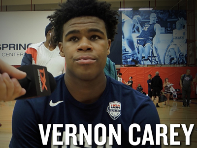 Vernon Carey profile