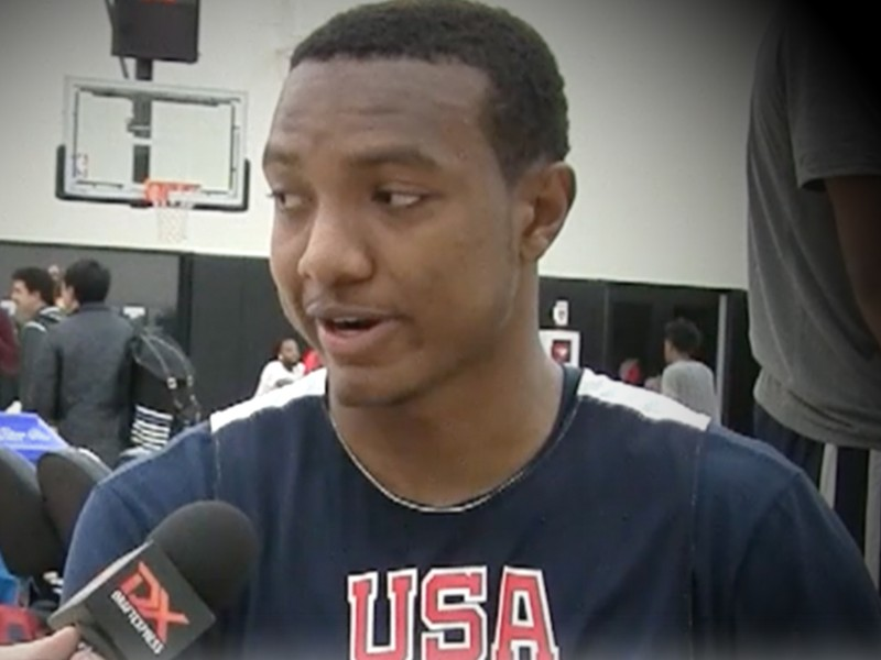2017 Wendell Carter Nike Hoop Summit Interview and Practice Highlight