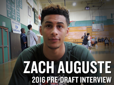Zach Auguste profile