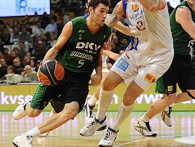 Scouting the NBA Rights-Held Players at the 2008 Copa del Rey