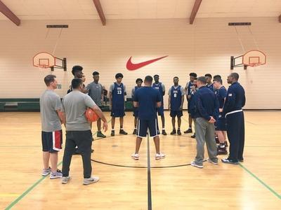2016 Nike Hoop Summit: US Team Practice Day One