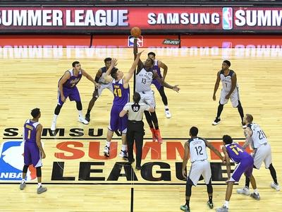 The Top Ten Performers at the 2016 Las Vegas Summer League