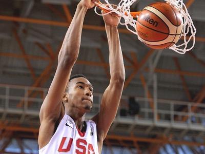 Terrance Ferguson 2015 FIBA U19 World Championship Interview
