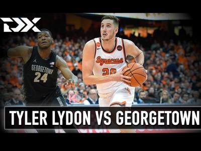 Matchup Video: Tyler Lydon vs Georgetown