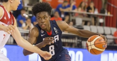 Collin Sexton nba mock draft