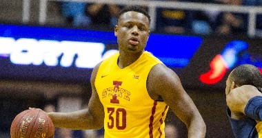 Deonte Burton nba mock draft
