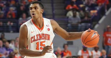 Donte Grantham nba mock draft