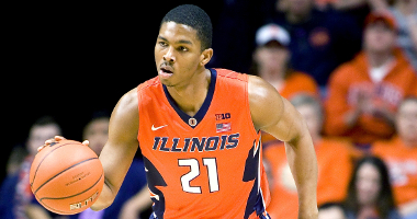 Malcolm Hill nba mock draft