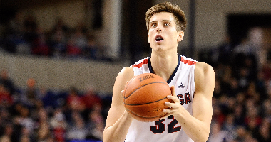 Zach Collins nba mock draft